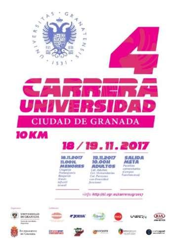 IV Carrera Universidad Ciudad de Granada