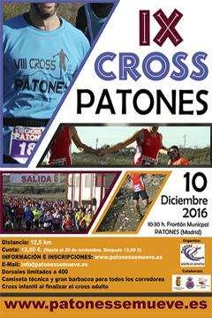 IX Cross Patones