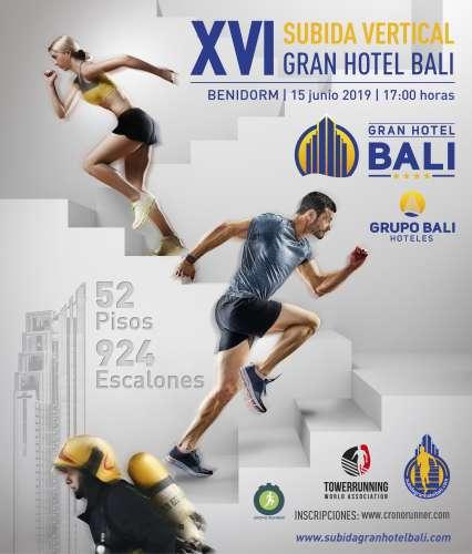 XVI Subida Vertical Gran Hotel Bali