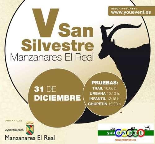 V San Silvestre Manzanares El Real