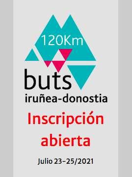 Basque Ultra Trail Series Iruñea-Donostia