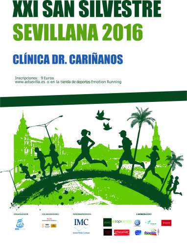 XXI San Silvestre Sevillana