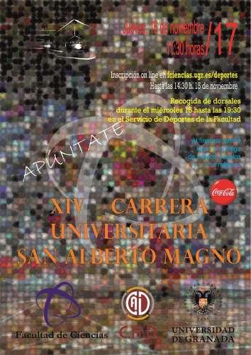 XIV Carrera Universitaria San Alberto Magno