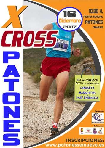 X Cross Patones