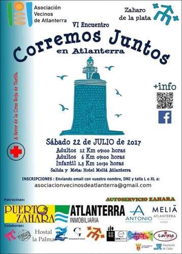 VI Encuentro Corremos Juntos en Atlanterra