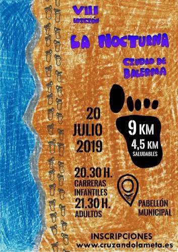 VIII Carrera Nocturna Ciudad de Balerma
