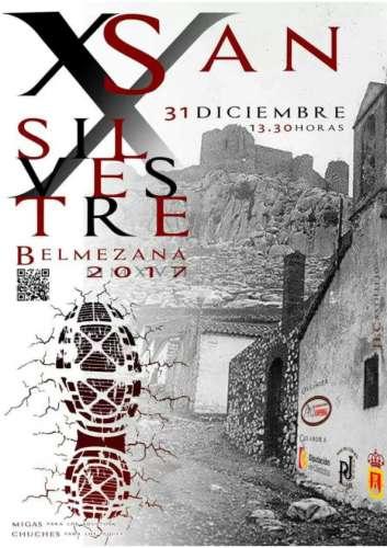 XX San Silvestre Belmezana