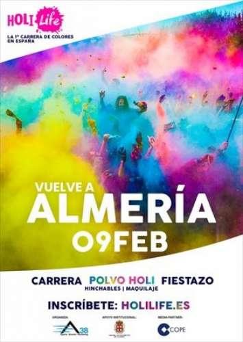 Holi Life Almería