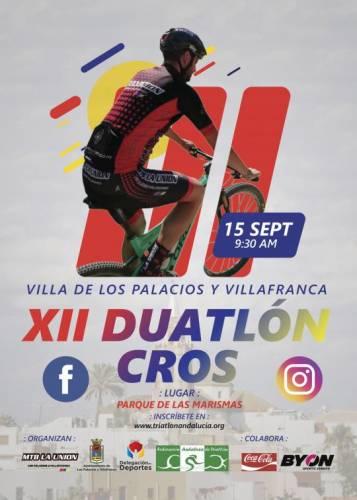XII Duatlón Cros Villa de Los Palacios Y Villafranca