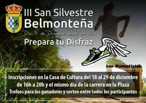 III San Silvestre Belmonteña