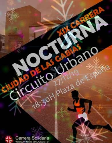 XIX Carrera Nocturna Ciudad de Las Gabias