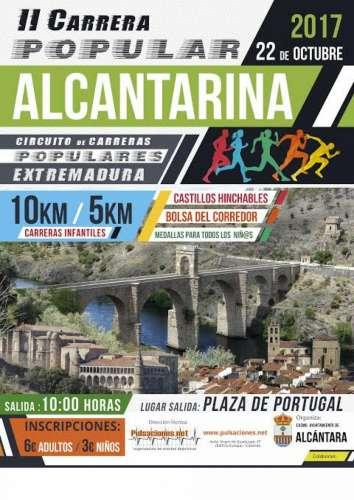 II Carrera Popular Alcantarina