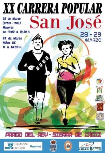 XX Popular San José Prado del Rey