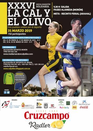 XXXVI Media Maratón la Cal y el Olivo