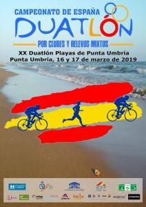 XX Duatlón Playas de Punta Umbría