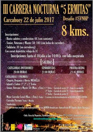 III Carrera Nocturna 5 Ermitas