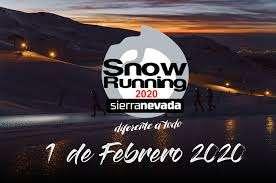 9ª Snow Running Sierra Nevada