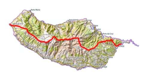 Trail Madeira