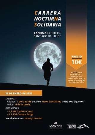 Carrera VII Carrera Nocturna Solidaria