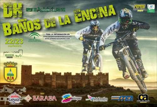 DH Baños de la Encina Open de Andalucía BTT