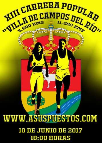 XIII Carrera Popular Villa de Campos del Río
