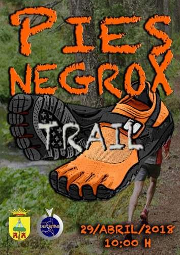 Pies Negrox 2018
