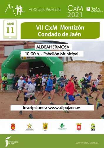 VII CxM Montizón - Condado de Jaén