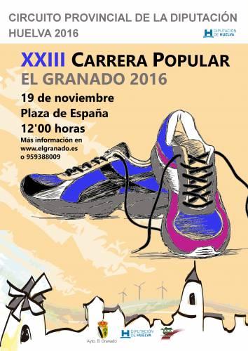 XXIII Carrera Popular El Granado