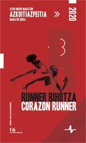 Carrera XXVII Media Maraton Azkoitia Memorial de Azpeitia Diego García