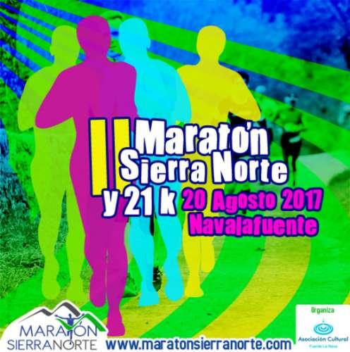 II Medio Maratón Sierra Norte