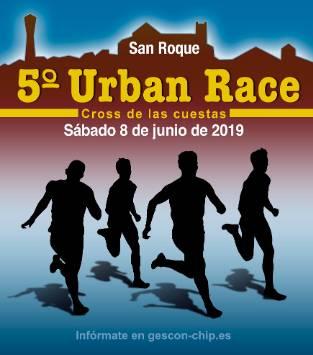 V Urban Race - Cross de las Cuestas