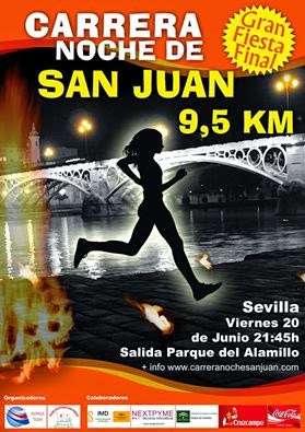 I Carrera Nocturna Noche de San Juan