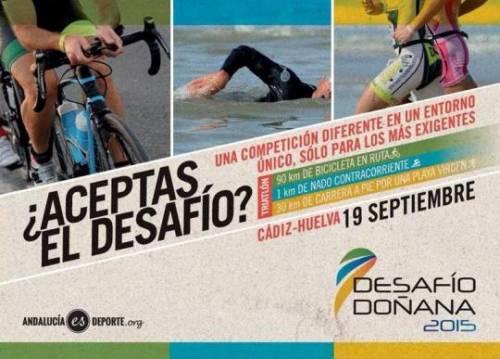 Carrera VI Andalucía Desafío Doñana