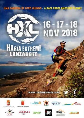 Binter Maratón Haría Extreme Lanzarote