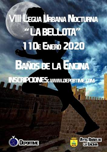 VIII Legua Urbana Nocturna La Bellota