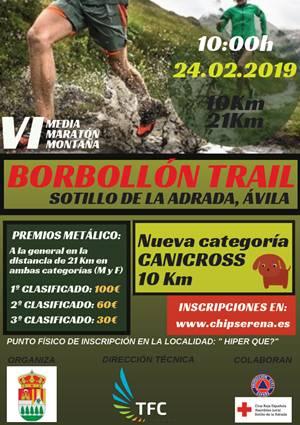 VI Media Maratón de Montaña Borbollón Trail