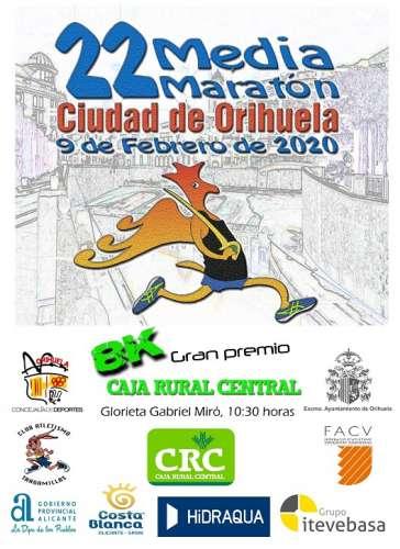 XXII Media Maratón Ciudad de Orihuela