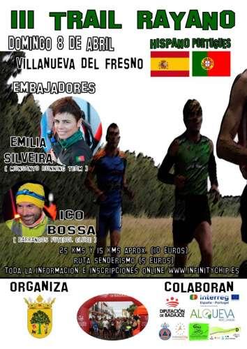 III Trail Rayano Villanueva del Fresno