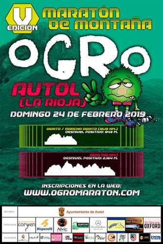 V Maratón de Montaña Ogro