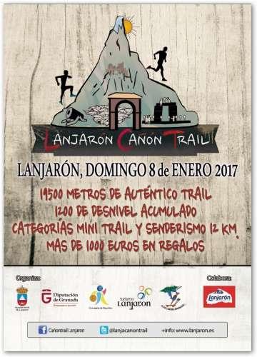 II Lanjaron Cañon  Trail