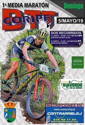 I Media Maratón Coripe Bike