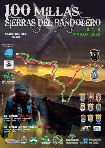 Carrera IX 100 Millas Sierras del Bandolero
