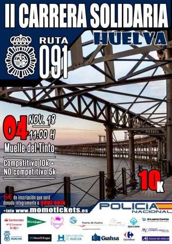 II Carrera Solidaria Policia Lócal a Beneficio de la Cruz Roja