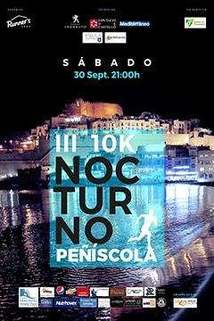 III 10K Nocturno de Peñiscola