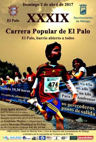 XXXIX Carrera Popular El Palo