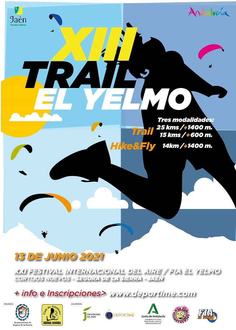 XIII Trail El Yelmo