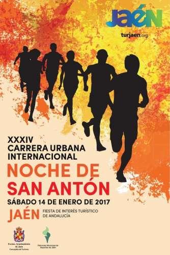 XXXIV Carrera Urbana Noche de San Antón