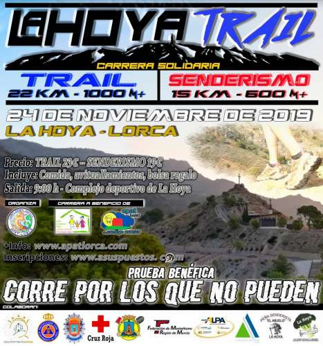 La Hoya Trail