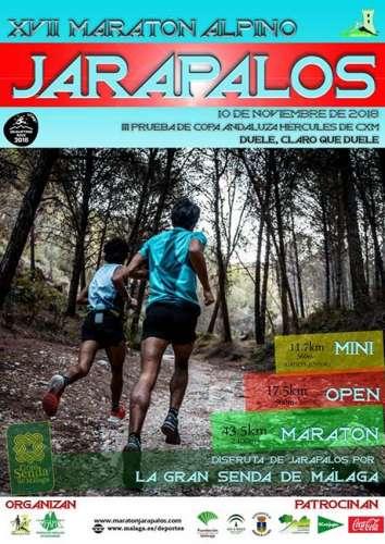 XVII Maratón Alpino Jarapalos
