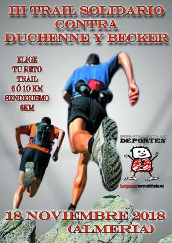 III Trail Solidario Contra Duchenne y Becker